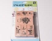 Classic Still Life stamp set by Inkadinkado