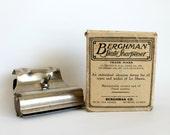 Vintage Ice Skate Sharpener Berghman