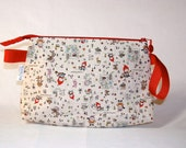 Little Red Tall Mia Bag - Premium Fabric