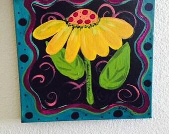 floral joie de vivre