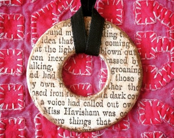 Great Expectations Washer Necklace