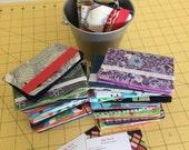 Card Wallet, Gift Card Holder, Business Card Holder, Business Card Wallet, Shopper Card Wallet
