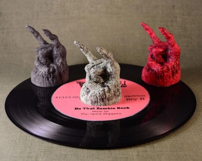 Devil Rock 45  RPM Record 3 adapter SET