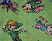 Zelda Wind Waker Custom Skirt