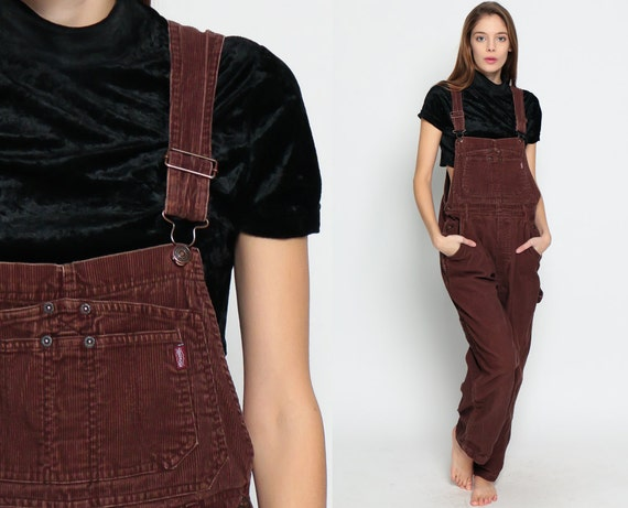 womens brown corduroy pants - Pi Pants