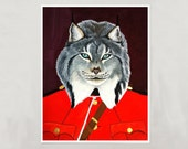 Art Print - Canadian Lynx - Signed by Artist - 8x10 // 16x20 // 22x28
