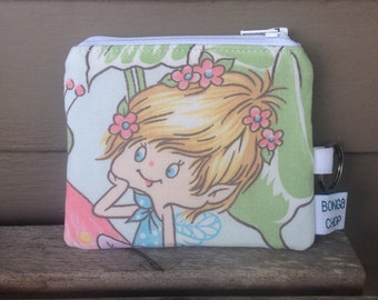 Herself the Elf Mini Wallet with ID Holder Recycled