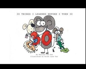 30 Things I Learned