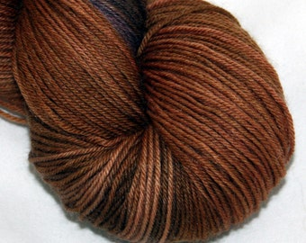 Red Oak--Alley Cat--SW merino/nylon