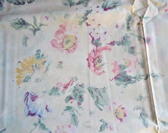 Ralph Lauren Bed Sheet - Francesca King Flat - NOS Never Used