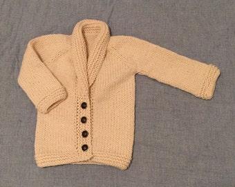 Baby Professor Sweater