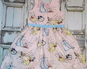 Fashionable Princesses Disney Party Dress 2 3 4 5 6 7 8 10 Custom Boutique Handmade Birthday Cinderella Snow White Belle Made in USA
