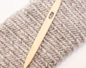 Nalbinding Needle - Recycled Bamboo