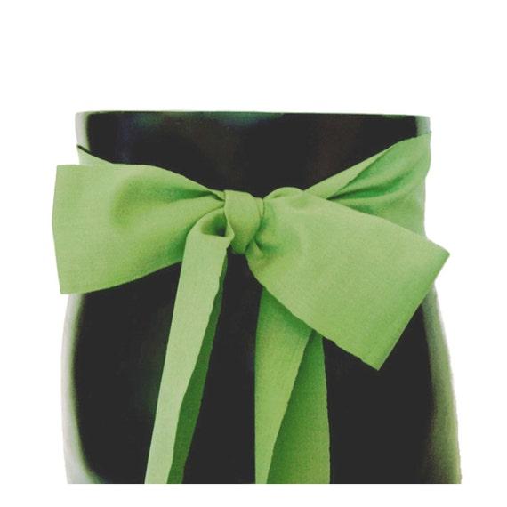 Woven Olivine Green Sash SA43 - Boho Chic Fashion - Sash Belt - LARP Costumes - Fabric Belt - Guatemalan Fabric - Reenactment Clothing