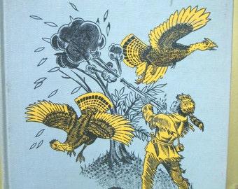 A Bird in the Hand, Maud and Miska Petersham, Vintage Children's Book, Benjamin Franklin Quotes Poor Richard Almanac