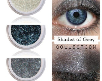 Eyeshadow Kit - Mineral Makeup Eyeshadow - Eye Shadow Kits Palettes - Natural MAC Cosmetics - Eye Makeup Sets - Vegan Cruelty Free