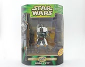 Star Wars Figure, Boba Fett Special Edition with Rocket Firing Backpack - Kenner Star Wars Action Figure In Original, Unopened Box