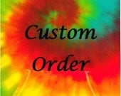 Custom Order for Christine