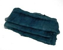 Mawatas Silk Hankies Twilight Blue Dark - 14 grams