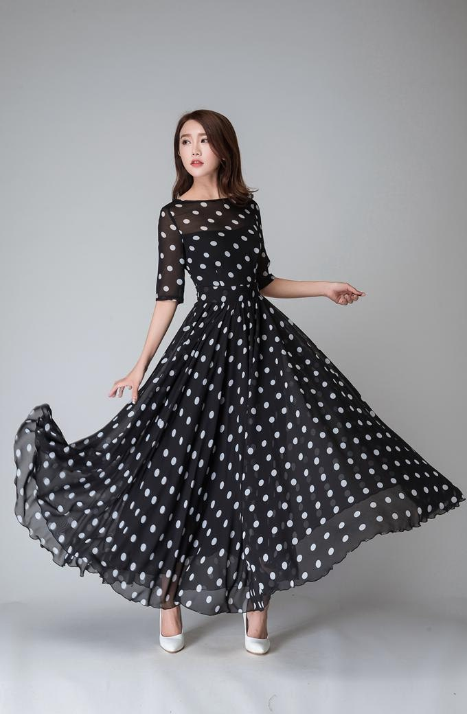 Free shipping BOTH ways on dresses polka dot, from our vast selection of styles. Fast delivery, and 24/7/ real-person service with a smile. Click or call