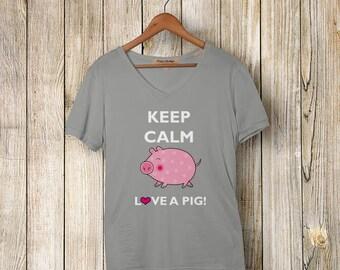 Pig/Keep Calm