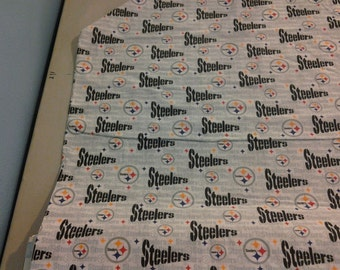 Pittsburgh Steelers Fabric white 244492