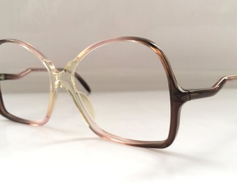 70s Vintage German Marwitz Women Ladies Brownies Eyeglasses