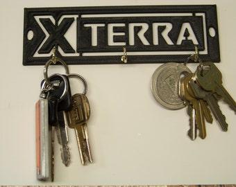 Nissan Xterra Key Rack / Jewelery Organizer for all your Xterra key chains