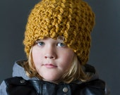 Crochet PATTERN Woodland Slouchy Hat Crochet Slouchy Hat Pattern Includes 6 Sizes Babies, Toddler, Child, Woman and Men