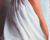 Vintage Dress Sewing Pattern Simplicity 7310 Size 10