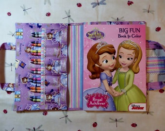 SOFIA THE FIRST Take Everywhere Coloring Book