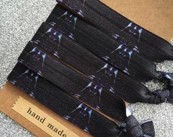 Star Wars Inspired Hair Ties Darth Vader