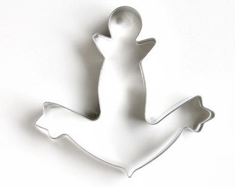 Anchor Cookie Cutter, Ship's Anchor Cookie Cutter, Nautical Cookie Cutter