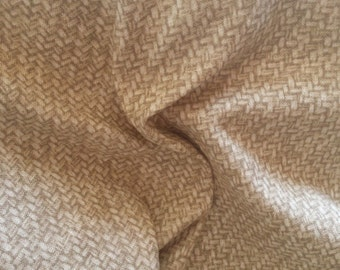 TOMMY BAHAMA beige Basket Weave cotton upholstery fabric, 08-29-02-0513