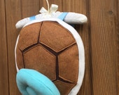 Child's Squirtle 2 Piece Costume Shell and Tail