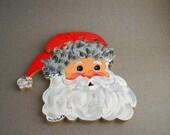 Wood Santa Claus jigsaw puzzle