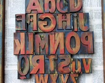 ABC Woodtype