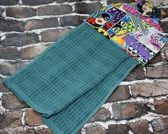 DC Girl Power Kitchen Towel