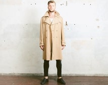 Unique Mens Trench Coat Related Items Etsy