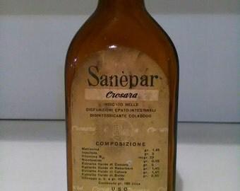 Sanepar medicinal bottle