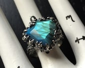 Size 7.5 - Children of the Forest Ring - II