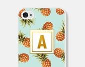 Samsung Galaxy S5 Case - Pineapple iPhone 6 Case Monogram iPhone 6s Case iPhone 6 Plus Case Monogram iPhone 5s Case iPhone 6s Plus Case