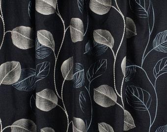 Softline Fabric Sumatra Black