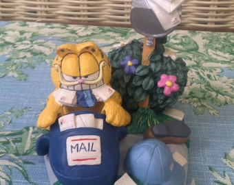 "Garfield ""Return To Sender"" Porcelain Figurine"
