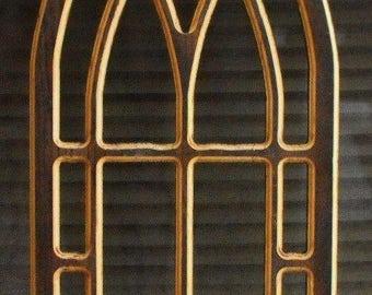 Gothic Arch Frame