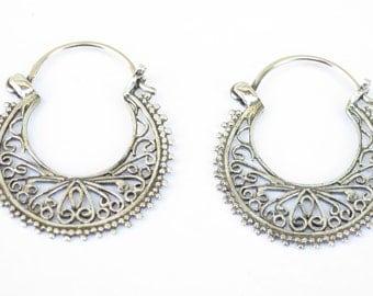 Lace Earrings, Statement Earrings, Bohemian Jewelry, Beautiful Jewelry, Artisan Jewelry, Classic Jewelry, Best Friend Gift, Jewelry Gift