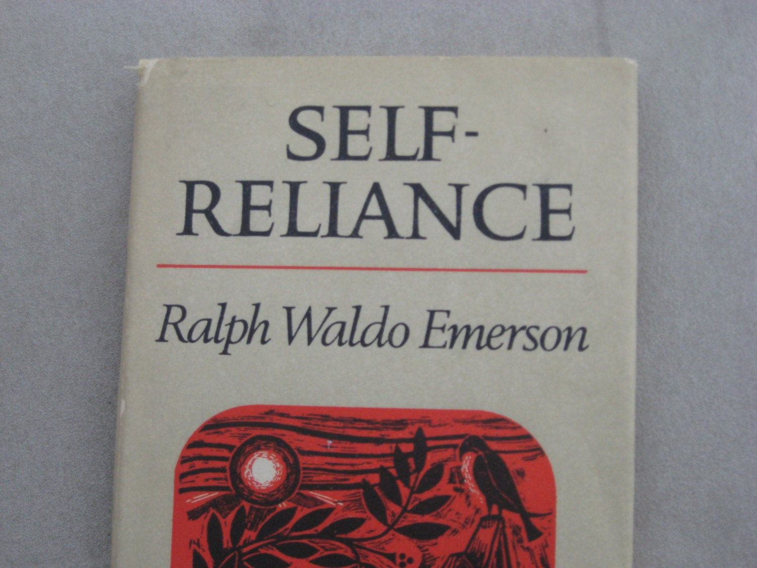 ralph waldo emerson self reliance essay summary Self-reliance ralph waldo emerson 1841 \ne te quaesiveris extra \man is his own star and the soul that can summary way of boys, as good, bad, interesting.