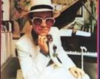 Elton John vinyl record - Original - Greatest Hits vinyl - Vintage Vinyl record LP in Excellent Plus Condition