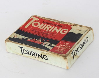 Vintage Parkers Bros Touring Game