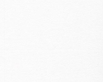 1/2 Yard Organic FLANNEL Fabric - Cloud9 Flannel - Solid Marshmallow